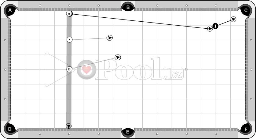 Progressive Cross Side 3 (1D Pocket + 1/2D out)