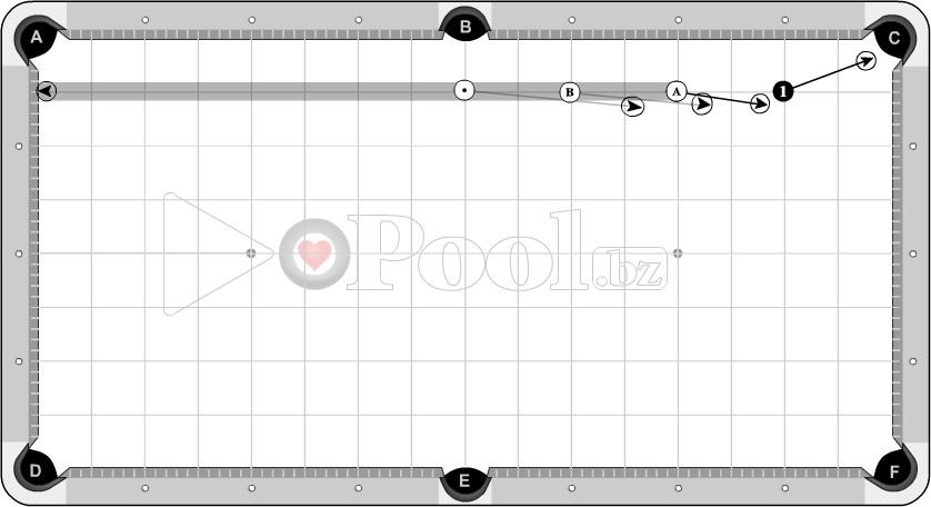 Progressive Long Table 1 (1D Pocket + 1/2D out)