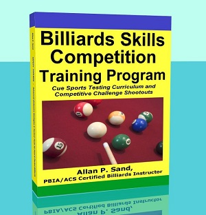 Billiards Skills Competition Training Program