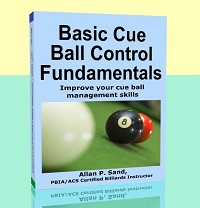Basic Cue Ball Control Fundamentals