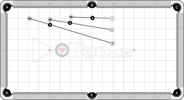 Drills & Exercises - CB Control Skills (Follow) - 1 Diamond forward Set 1 of 3