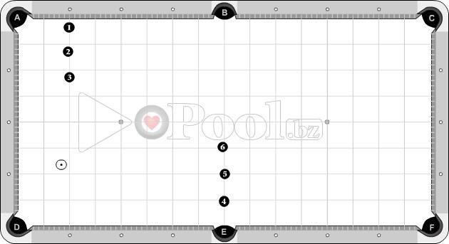 Drills & Exercises - Double 3-ball Group (horizontal) Set 2 of 4