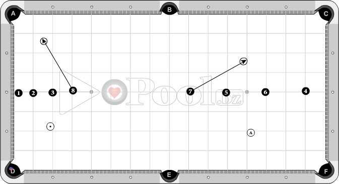 Drills & Exercises - Short Stack Runouts (center line), 3 of 3
